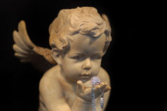Little Cupid Stock Images