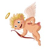 Little cupid Royalty Free Stock Photos