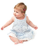 Little cute baby Stock Photography
