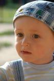 Little cute boy. The portrait of little cute boy Stock Image