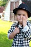 Little cute boy. Royalty Free Stock Photos