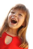 Little cute girl Royalty Free Stock Image
