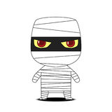 Little cute mummy Stock Images