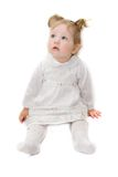 Little cute princess Royalty Free Stock Photography
