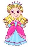 Little cute princess pink Stock Photo
