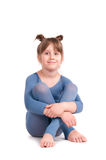 Little dancer Royalty Free Stock Images