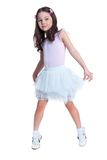 Little dancer Royalty Free Stock Photography
