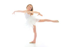 Little dancer Royalty Free Stock Photo