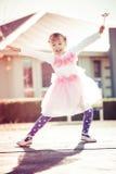 Little dancer Stock Photography
