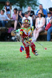 The Little Dancer - Powwow 2013 Royalty Free Stock Photo