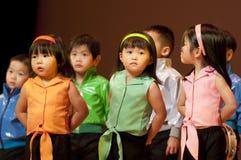 Little dancers Stock Photo