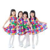 Little dancers Stock Photos