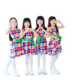 Little dancers Stock Image