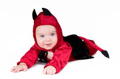 Little devil Royalty Free Stock Image