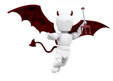 Little devil Royalty Free Stock Images