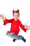 Little devil Royalty Free Stock Photo