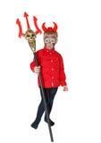 Little devil. Royalty Free Stock Photos