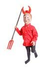 Little devil. Royalty Free Stock Images