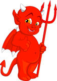 Little devil Stock Photo