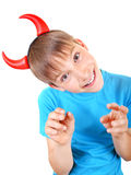 Little Devil Stock Image