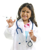 Little doctor Stock Photos