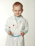 Little doctor Stock Photo