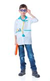 Little doctor. Royalty Free Stock Photos
