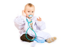 Little doctor Royalty Free Stock Photography