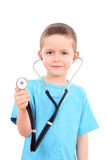 Little doctor Stock Photography