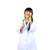 Little doctor Royalty Free Stock Images