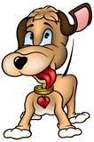 Little Dog royalty free illustration