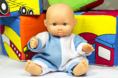 Little doll Royalty Free Stock Image