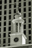 Little Dome. Dome on top of a tower in North St. Paul Street, Dallas Stock Photos