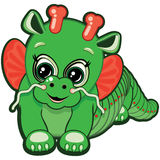 Little dragon Royalty Free Stock Images