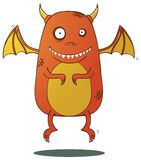 Little Dragon Royalty Free Stock Image