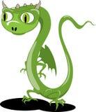 Little dragon Royalty Free Stock Photo