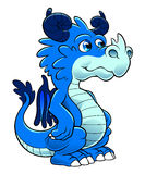 Little dragon Royalty Free Stock Image