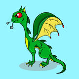 Little dragon Stock Image