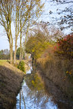 Little Drainage Canal Royalty Free Stock Image