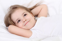 Little dreamer Royalty Free Stock Image