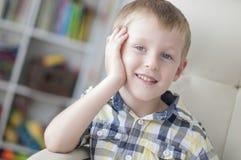 Little dreamer Stock Images