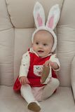 Little Easter Bunny Royalty Free Stock Photos