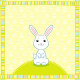 Little easter rabbit Royalty Free Stock Photo