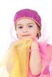 Little eastern beauty Royalty Free Stock Photos