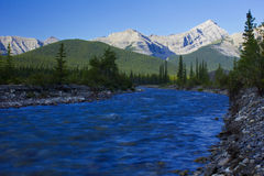 Little Elbow River Stock Photo