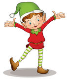 Little elf Royalty Free Stock Photos