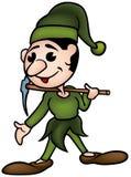 Little Elf Stock Photo