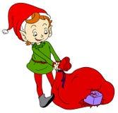 Little elf Stock Photos