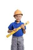 Little engineer Stock Photos