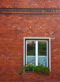 little fönster Arkivfoto